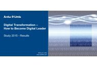 Digital Transformation – How to Become Digital Leader