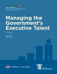 Executive Talent