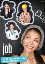 JOBS – Berufe mit Zukunft – Biberach/Ravensburg