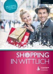Shopping in Wittlich 12/2015