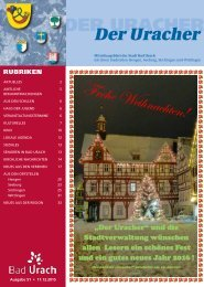 Der Uracher KW 51-2015