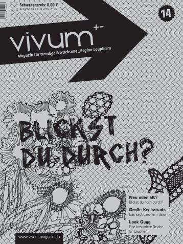 Vivum 14 |BLICKST DU DURCH?