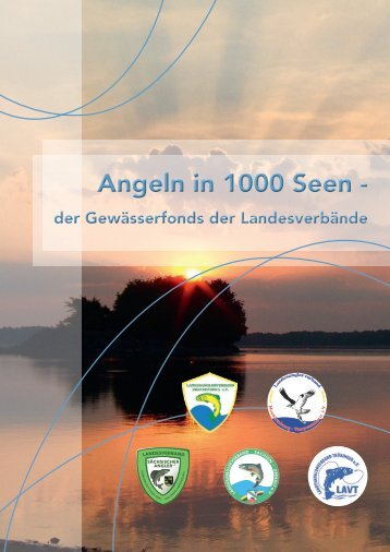 Angeln in 1000 Seen