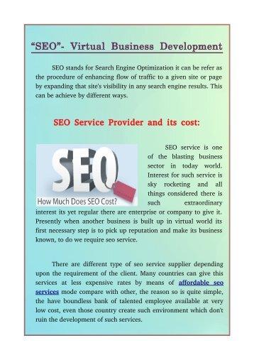 seo-virtual business development