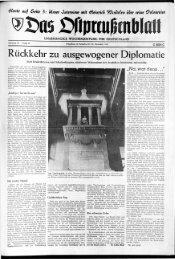 Folge 47 vom 23.11.1974 - Archiv Preussische Allgemeine Zeitung