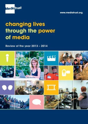 changing lives through the power of media