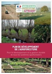PLAN DE DÉVELOPPEMENT DE L'AGROFORESTERIE