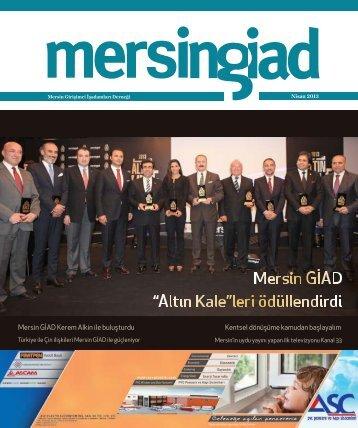 Mersingiad Nisan 2013