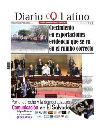 Edición 16 de Diciembre de 2015