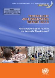 TECHNOLOGY AND INNOVATION REPORT 2015