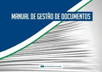 MANUAL DE GESTÃO DE DOCUMENTOS