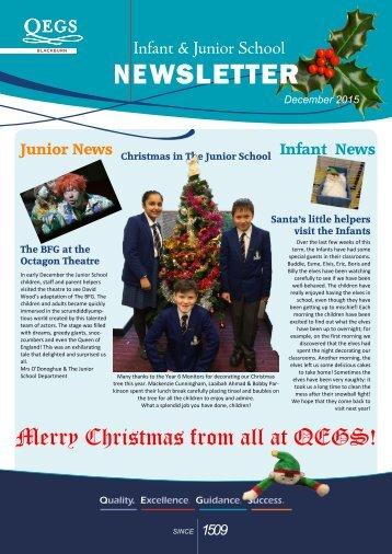 Infant & Junior Newsletter