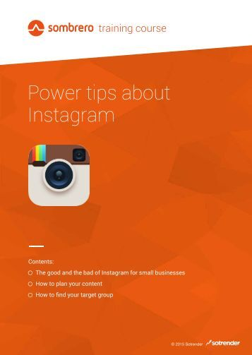 Power tips about Instagram