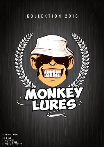 Monkey Lures Katalog 2016