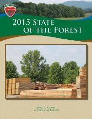 2015 State of the Forest