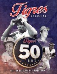 TigresMagazineEdicionEspecial50Aniversario