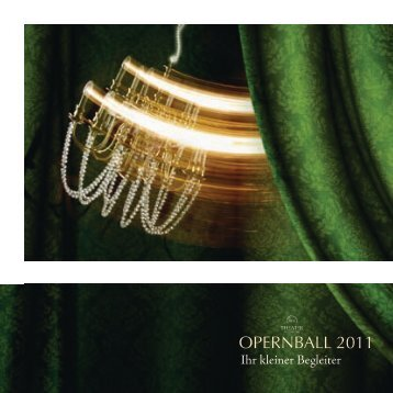 OPERNBALL 2011 - Theater Augsburg
