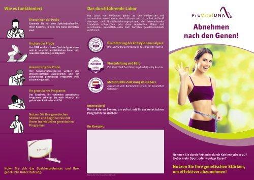 Faltblatt - Weight Sensor