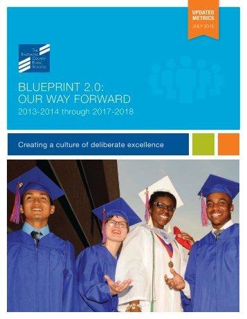 BLUEPRINT 2.0 OUR WAY FORWARD