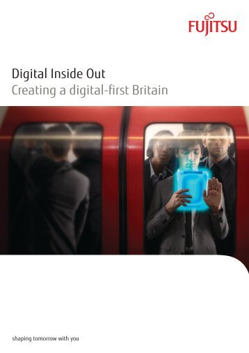 Digital Inside Out Creating a digital-first Britain