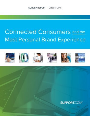 Connected Consumers