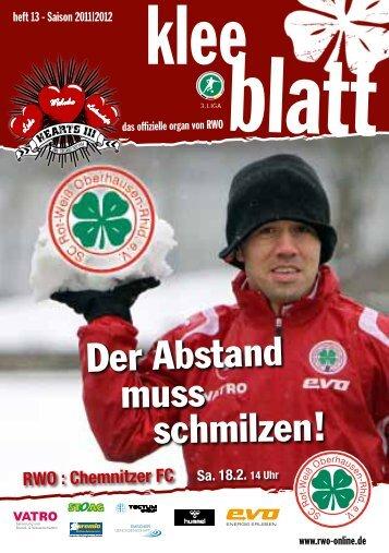 Nachrichten aus unserer Stadt jede Stunde aktuell - SC Rot-Weiß ...