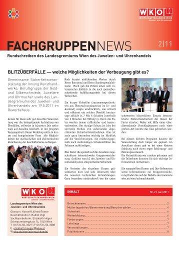 fachgruppennews 2 - e-reader.wko.at