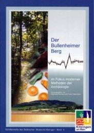Sondengänger am Bullenheimer Berg - Lehrstuhl für Vor- und ...