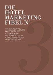 HOTELMARKETING FIBEL No.3