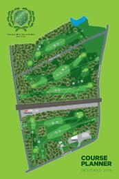Thames Ditton and Esher Golf Club hole by hole guide
