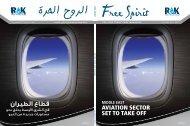 قطاع الطيران - Ras Al Khaimah Free Trade Zone