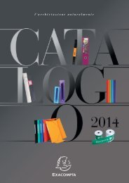 Catalogo Exacompta 2014 it