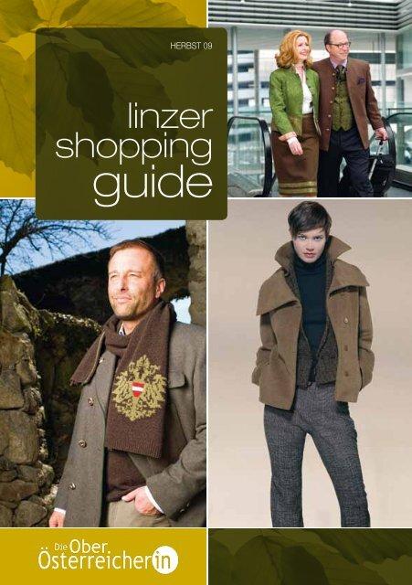 Linzer Shopping Guide - Die Oberösterreicherin