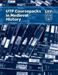 UTP Coursepacks in Medieval History - University of Toronto Press ...