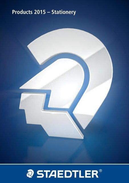 4pcs X STAEDTLER Textsurfer® classic highlighter Blue 364-3