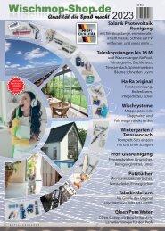 Wischmop-Shop.de Versandkatalog 2020