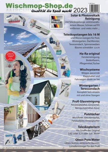 Wischmop-Shop.de Versandkatalog 2021