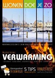 WonenDoeJeZo Zuid-West Nederland, editie januari 2016