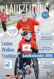 Bayerische Laufzeitung 2016