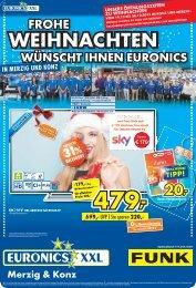 Funk - Euronics XXL - KW 51/2015