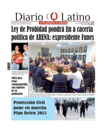 Edición 18 de Diciembre de 2015