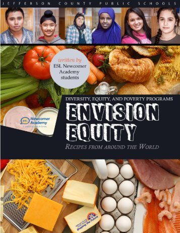 Enivision Equity: Recipes from Around the World
