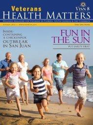 Veterans Health Matters - VA Sunshine Healthcare Network