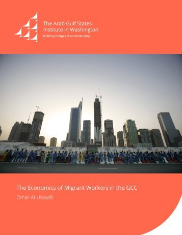 The Economics of Migrant Workers in the GCC