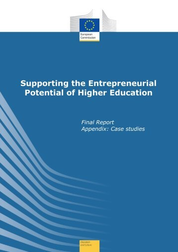 Potential of Higher Education