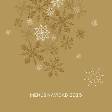 menús navidad 2015