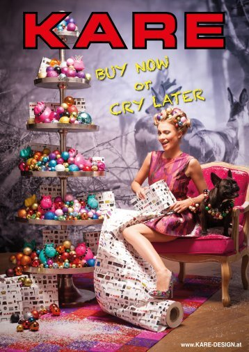 KARE Flyer - BUY NOW or CRY LATER - Sale