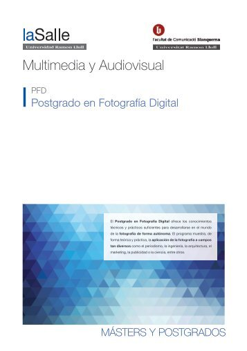 Multimedia y Audiovisual