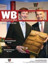BURGENLAND - Österreichische Wirtschaftsbund