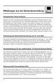Notizbrett - im Winkler (W)Internet-Portal! - Page 4